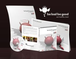 Be Bad Be Good Stationary by zirms