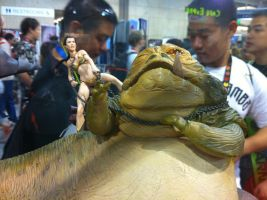 star wars jabba the hutt by Ruben-P