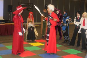 Otakuthon Cosplay Chess - 057 by NeferCosplay