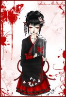 Madama Butterfly by Goth-Virgy