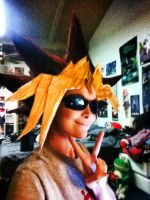 Yugi Wig for AX COMPLETE by DrGengar