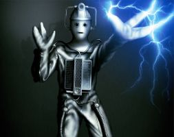 Cyberman 1967 by AntLamb