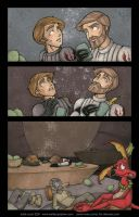 "Clone Wars Comic ""switch"" 5 by katiecandraw"