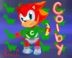 Colby :Practice Style: by MimiTheFox