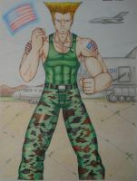Guile by Freddy-Kun-11