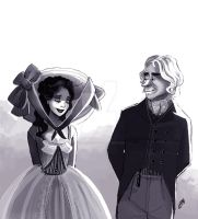 Rumbelle - Autumn afternoons by snoprincess