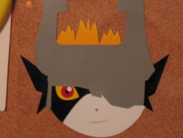 Midna Vinal sticker by Neecross