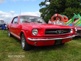 1965 Ford Mustang by The-Transport-Guild