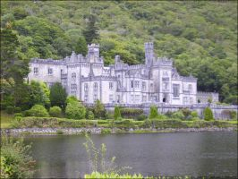 Kylemore Abbey by C-91