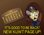 KUWT's back up! 2/21/17 by x-TheDudeAbides-x