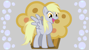 happy Derpy Ditzy Doo Hooves 2 by neodarkwing