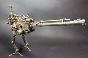 field walker other side by RatfinkCustoms