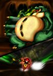 Samus Vs Kraid by KujaryaM