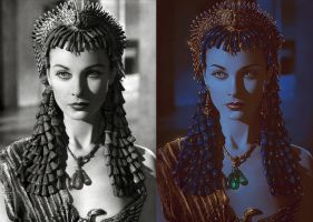 Grayscale to Color by Nikulina-Helena