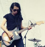 Guitar Lead the sigit by buridx