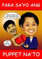 PGMA Puppet Pacquiao by KDLIG