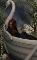 The Lady of Shalott by Saidge42