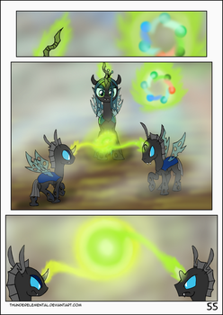 Swarm Rising page 55 by ThunderElemental