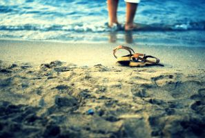 Sand told me stories by dorothei