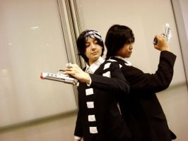 Duet of Death - Soul Eater by KeiTsubasa