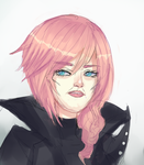 Serious Lightning by Shangrilfangirl