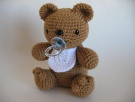 Project Broadway: Baby Bear by djonesgirlz