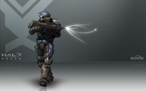Halo Reach: Carter by redrum201