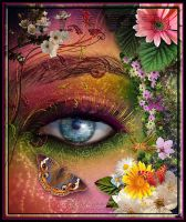Eye Love Spring by Lilyas