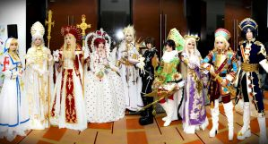 Trinity Blood CF10 Day2 by Hukoyee