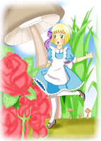 Liechtenstein in Wonderland by Mimiiz