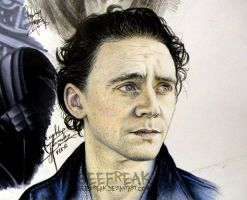 Tom Hiddleston 6 by GeeFreak