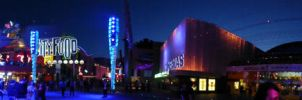 Citywalk Panorama by Anzeo