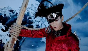 That's Captain T.o.P to you by Art-is-a-bang-2009