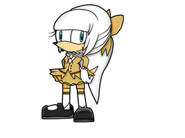 Shara The Echidna(SA) by ShayTheHedgehog97