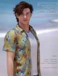 Genesis 3 Male for G2M - Available at Daz 3D by VAlzheimer