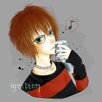 Ignition - Daichi by pockypaint