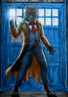 Doctor Wholf by Amayensis
