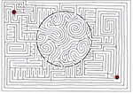 Maze 115- hang on, where have I seen this before? by Nebagram