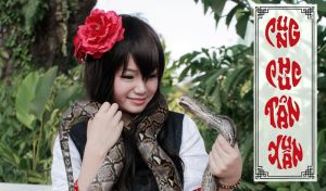 My snake, my year by Esd13731