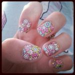 Sally Hanson nail strips by ChickyPeaXx