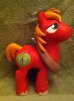 Big Mac MLP Sculpt by Reyndrys