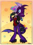Cochibi:: I call him Lollipop by vaporotem