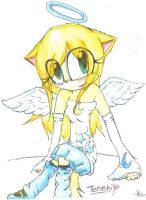 Tenshi .::contest entry::. by miki-the-fox
