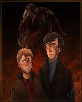 The Hound of Baskerville by RussianBlues