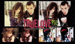 TrueLove_PSD by EditionssPerfectOk