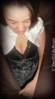 Wearing my Bolero and Dress Photo 1 by SmellzLikeRoses