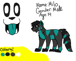 Milo reference by scatteredSparks