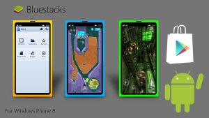 Bluestacks for Windows Phone 8 by MetroUI