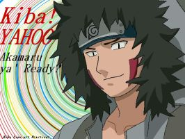 Kiba-color1 by Retartedfangirl22