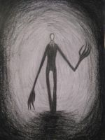 Slenderman by Blutsplitter525